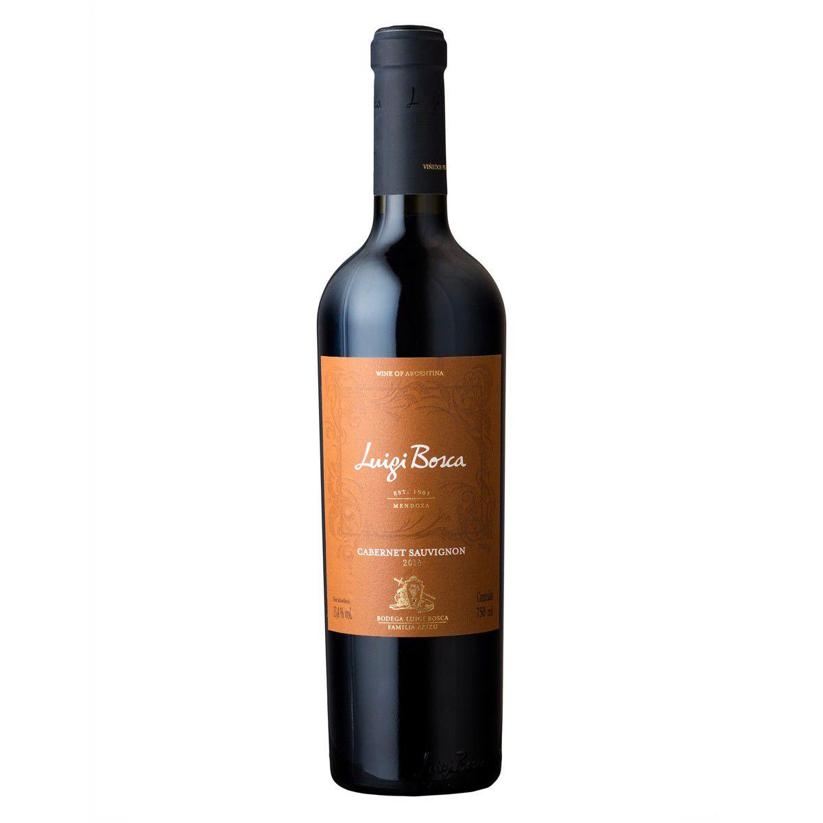 Vinho Tinto Luigi Bosca Cabernet Sauvignon
