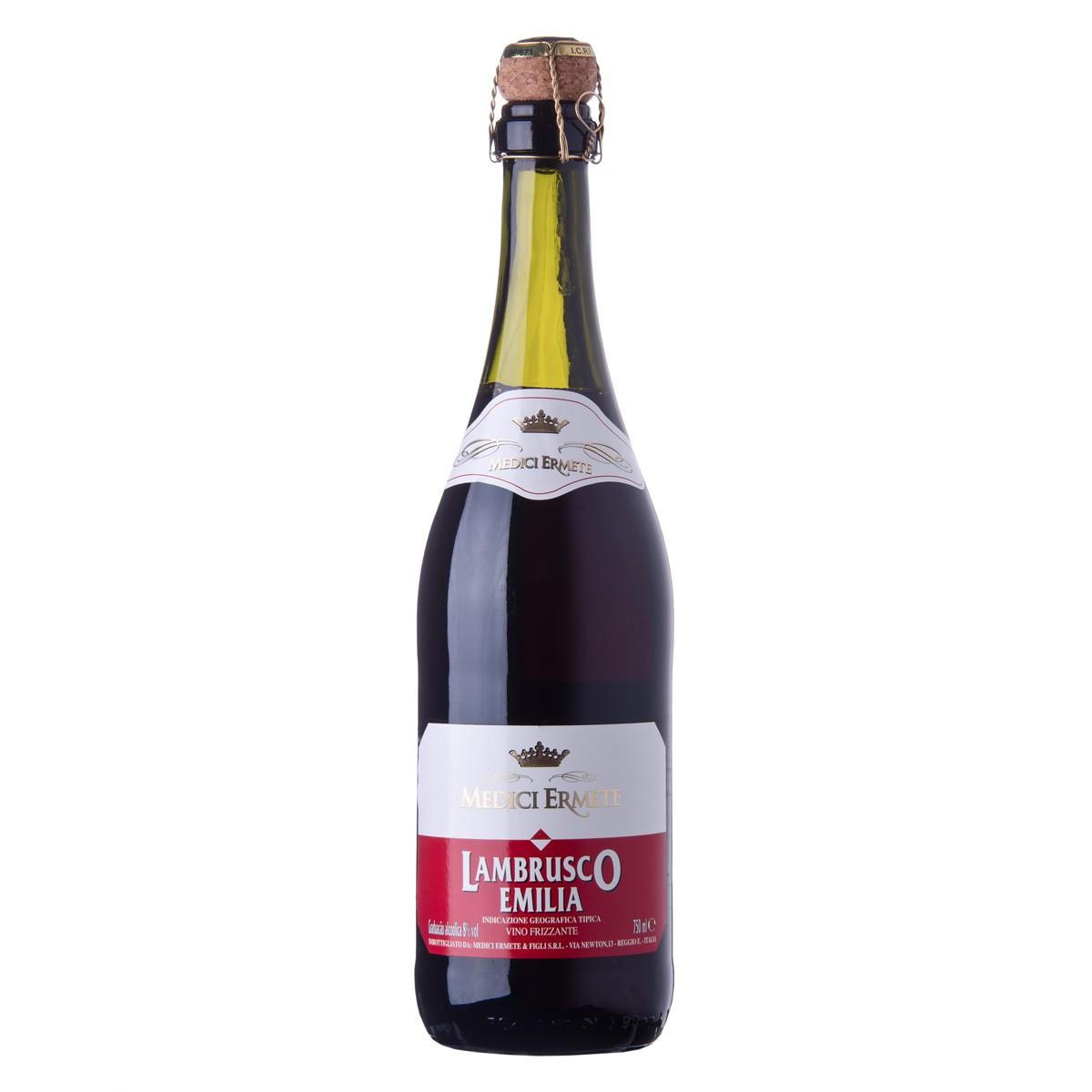 Lambrusco Rosso Dolce Dell'Emilia
