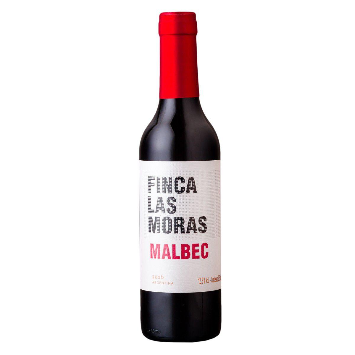 Las Moras Malbec 375 ml