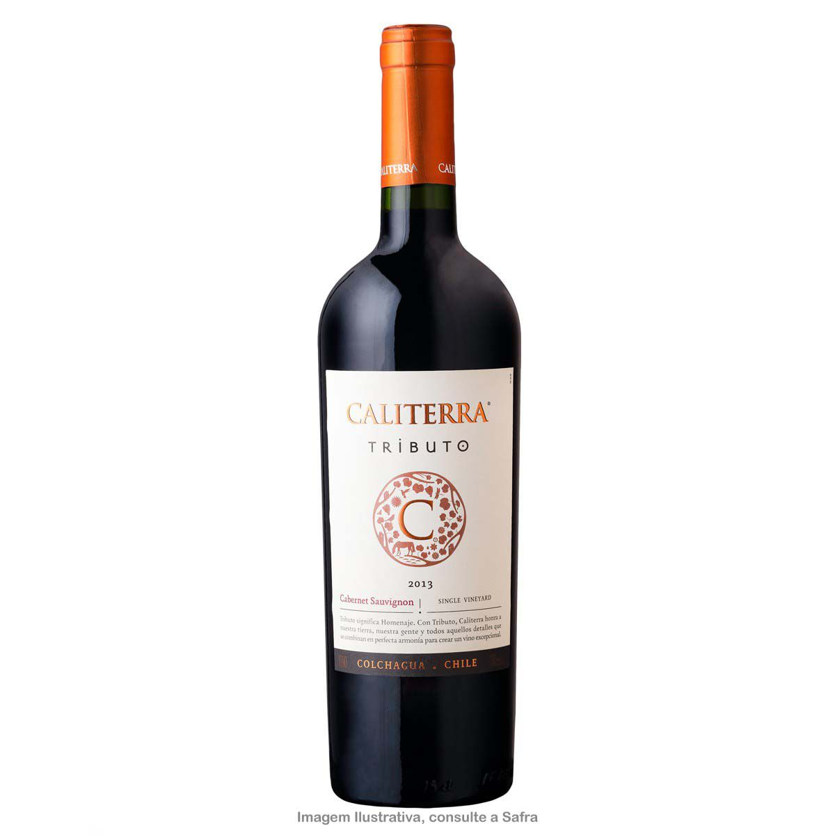 Caliterra Cabernet Sauvignon Tributo Single Vineyard