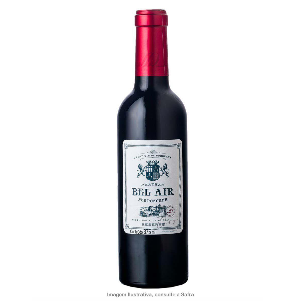 Château Bel Air Bordeaux 375 ml