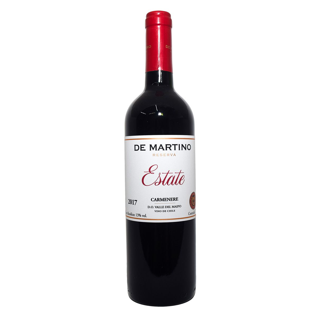 De Martino Carmenere Estate Reserva