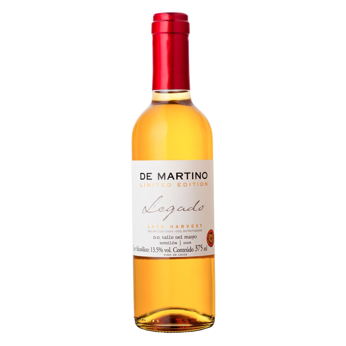 De Martino Late Harvest 375ml