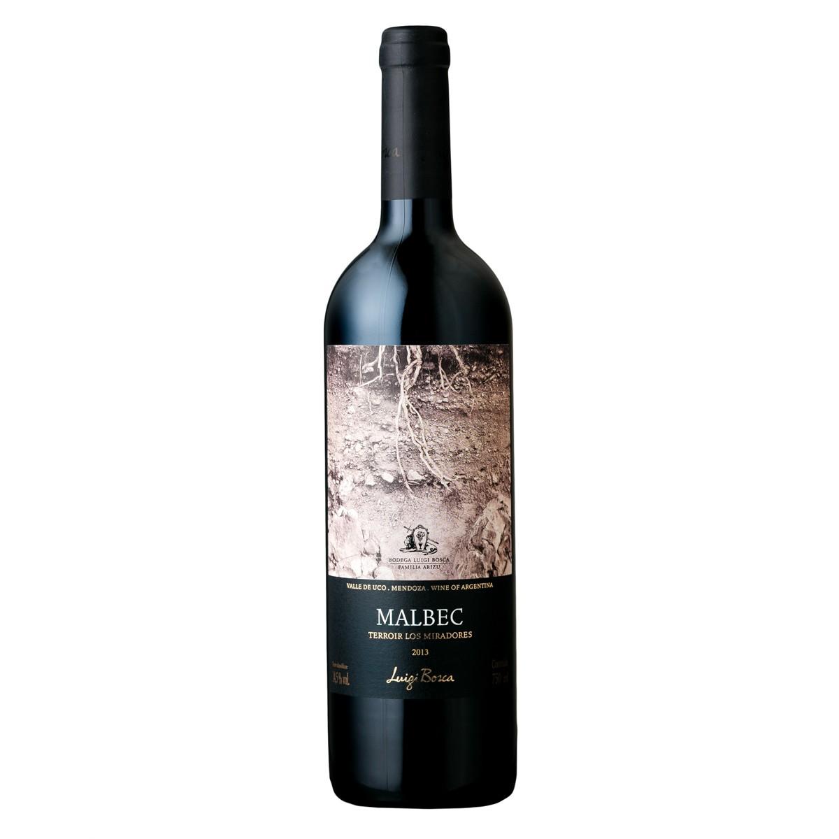 Vinho Tinto Luigi Bosca Malbec Terroir