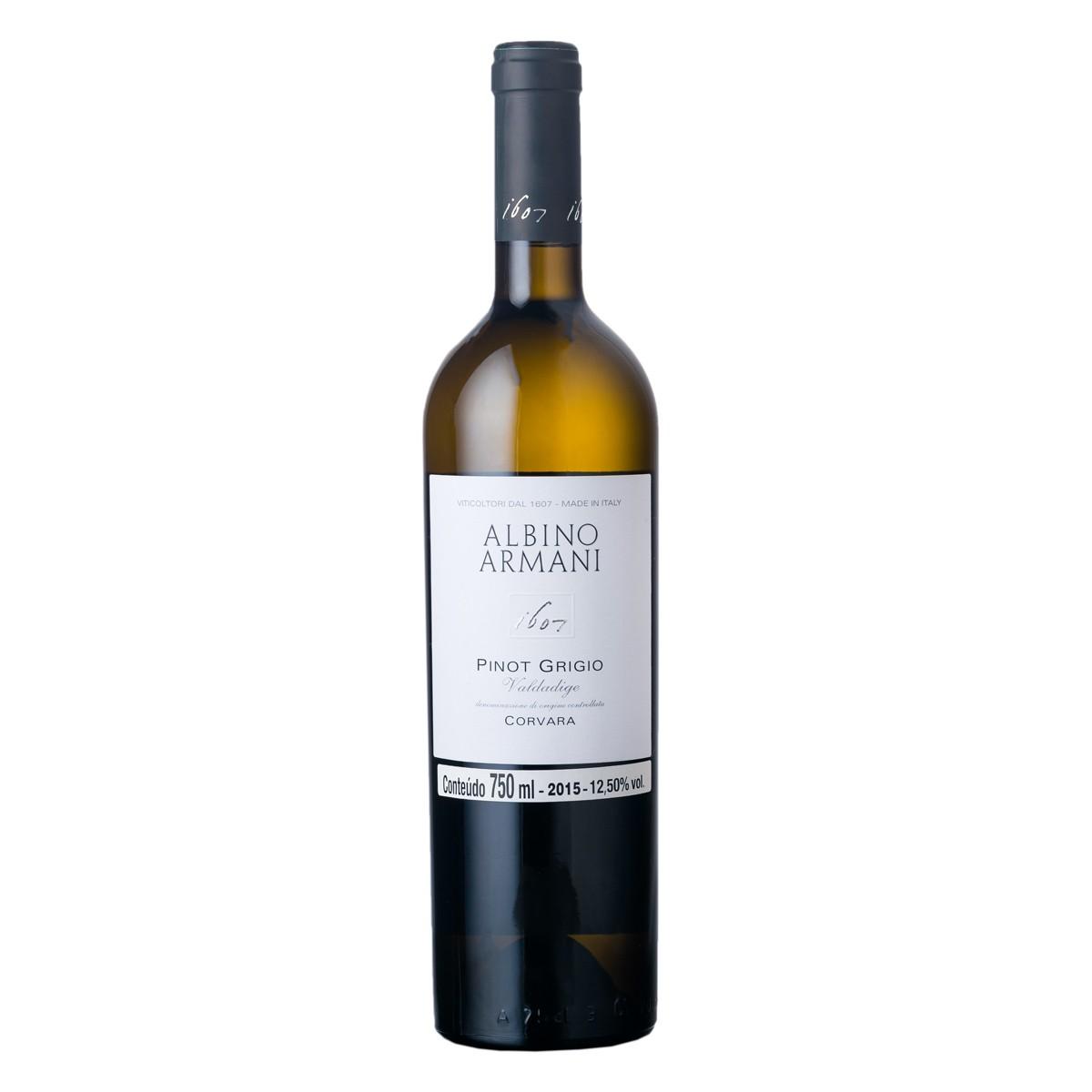 Armani Pinot Grigio Valdadige Vigneto Corvara