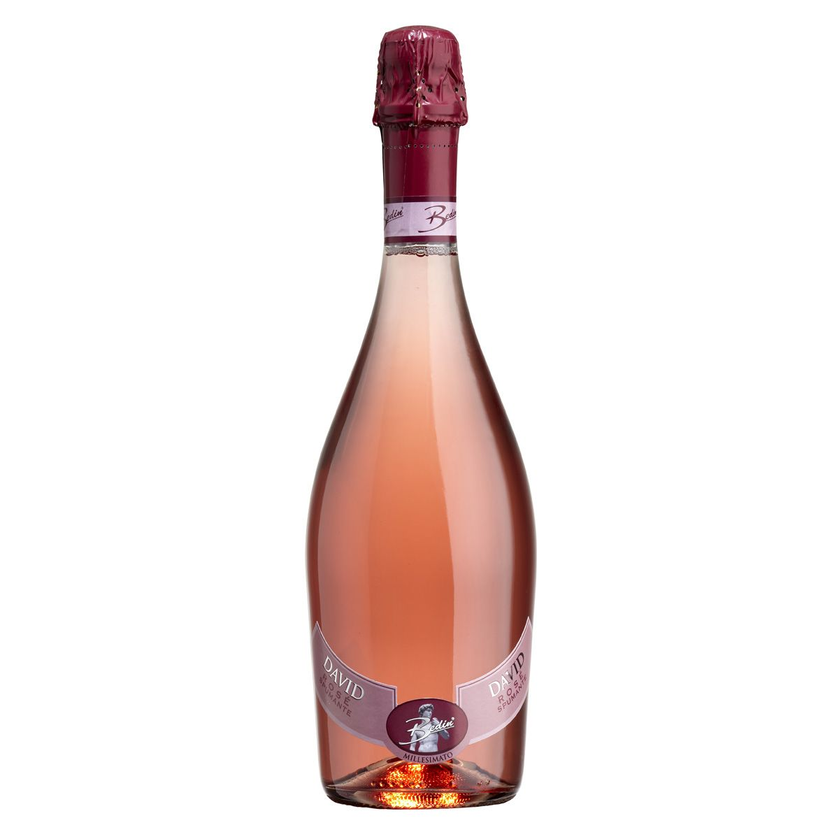 Prosecco Rose David Extra Brut