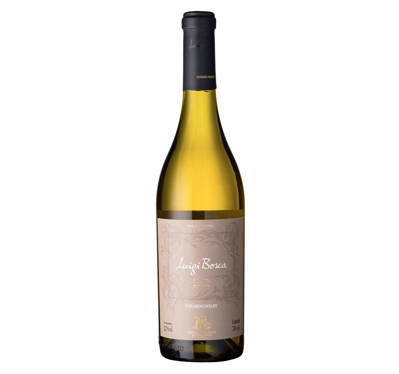 Vinho Branco Luigi Bosca Chardonnay