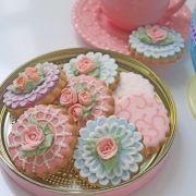Curso Biscoitos Decorados: Mini Clássicos