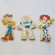 Curso Biscoitos Decorados: Toy Story