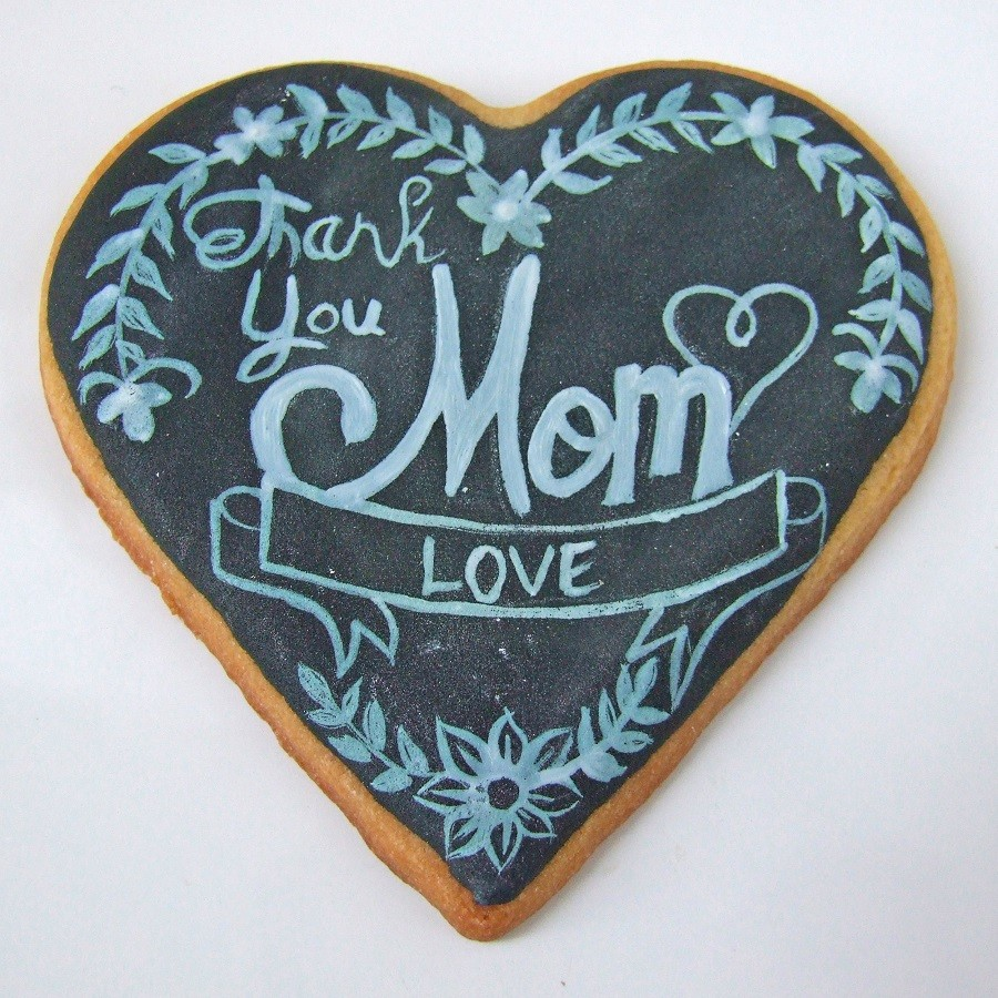 Curso Biscoitos Decorados: Chalkboard