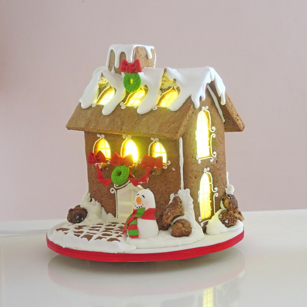 Curso Casinha de Gingerbread