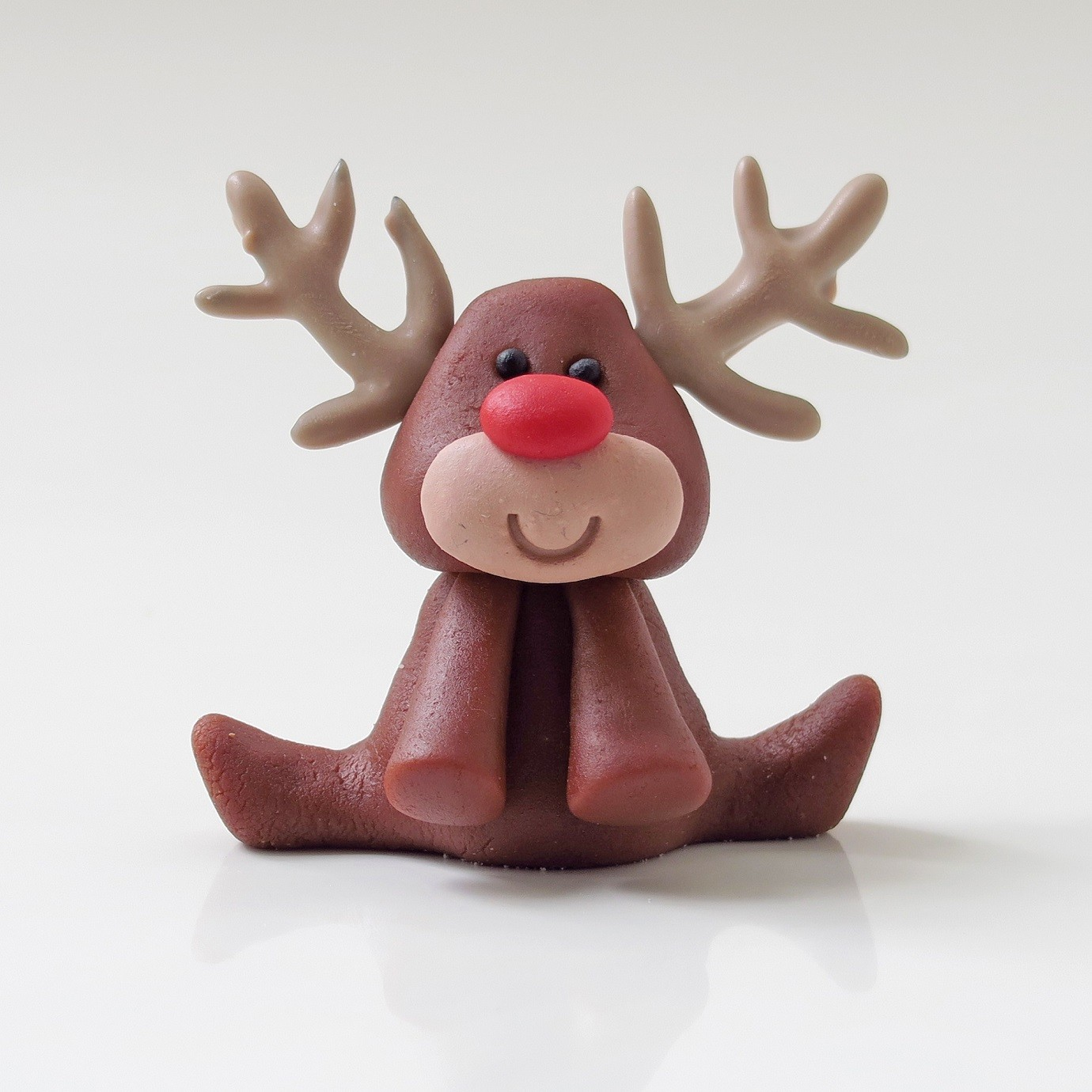 Curso Doces Modelados: Natal