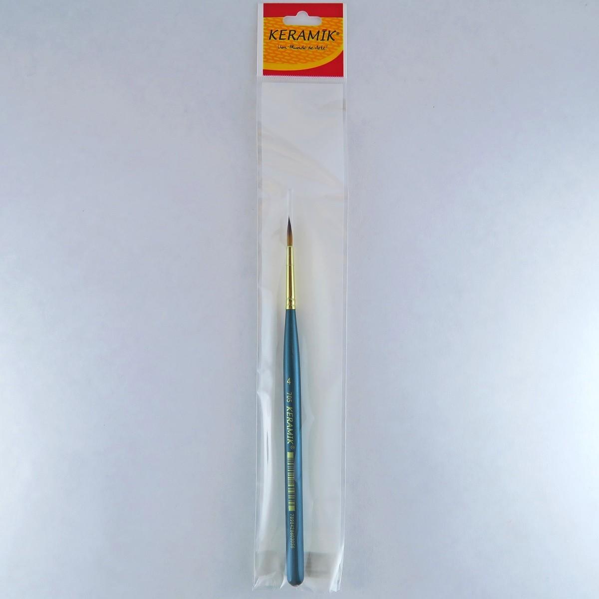 Pincel Keramik Premium 705 Redondo