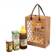 Kit de Fortalecimento com Mel de Flores Silvestres