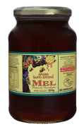 Mel de Flores de Eucalipto - Pote 800g