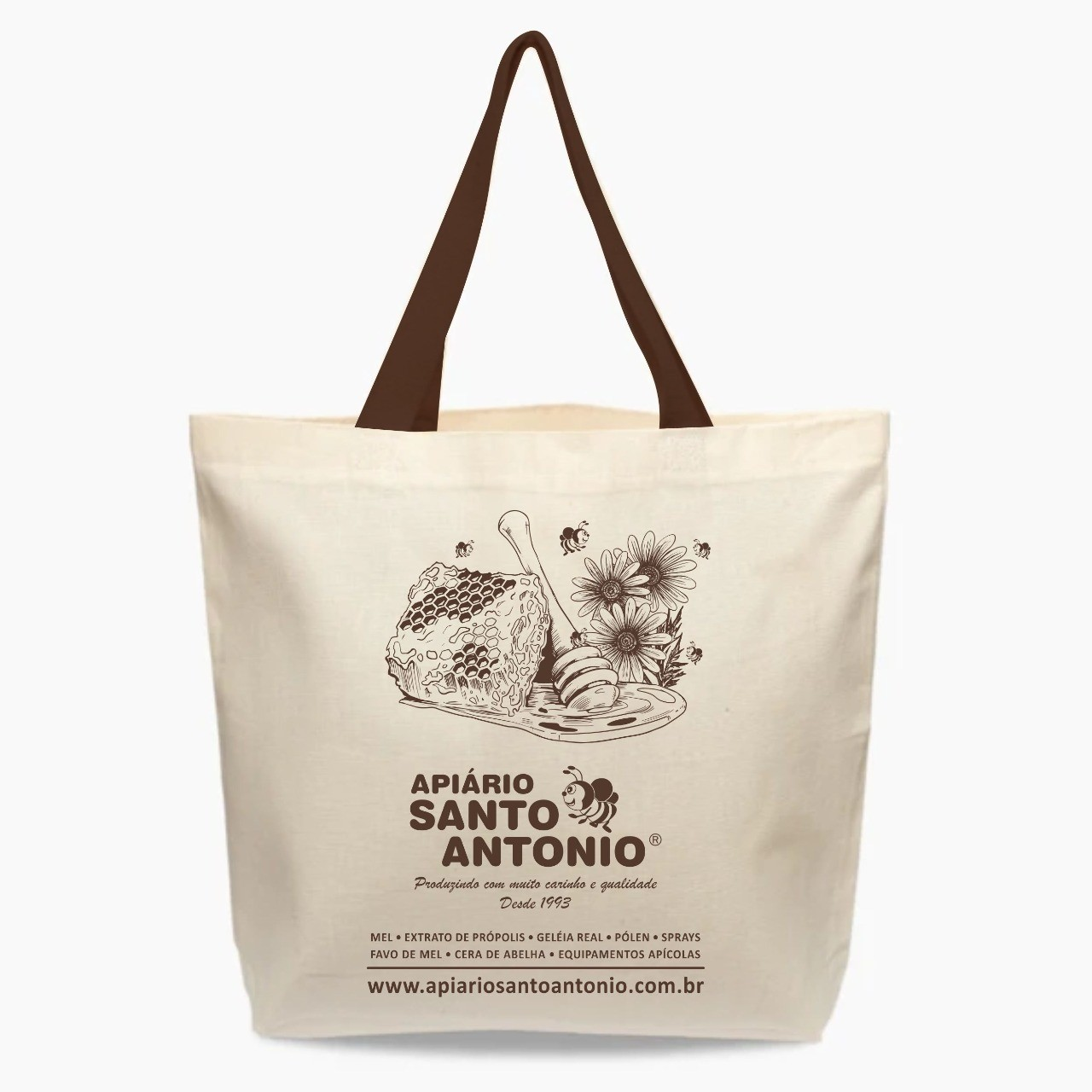 Ecobag Apiário Santo Antonio