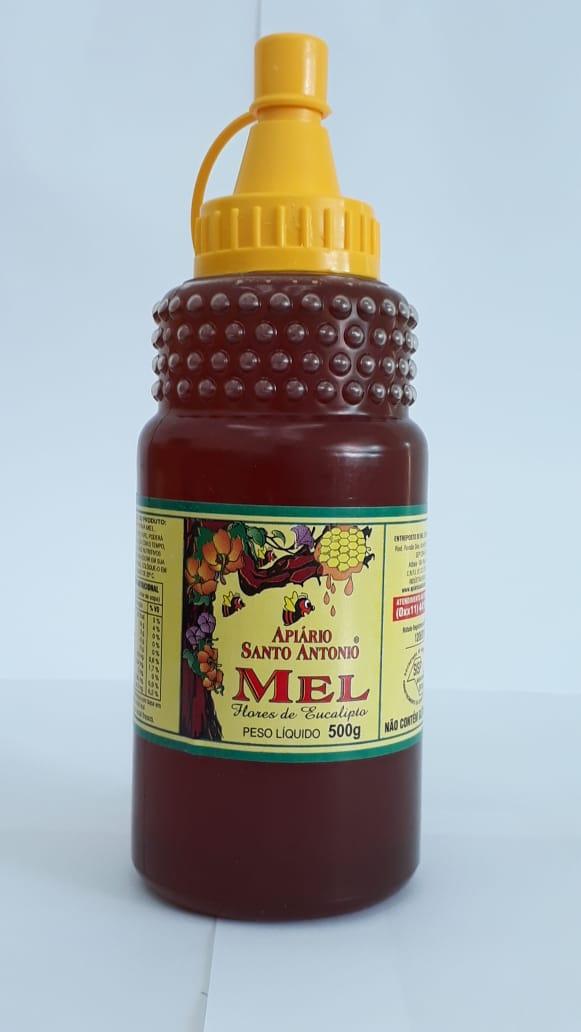Mel de Flores de Eucalipto bisnaga 500g