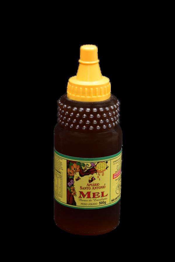 Mel de Flores de Eucalipto - Bisnaga 500g