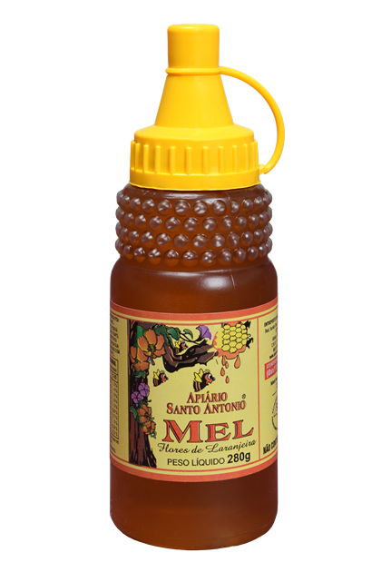 Mel de Flores de Laranjeira Bisnaga 280g