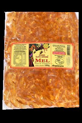 Mel de Flores de Laranjeira Sachê 1kg