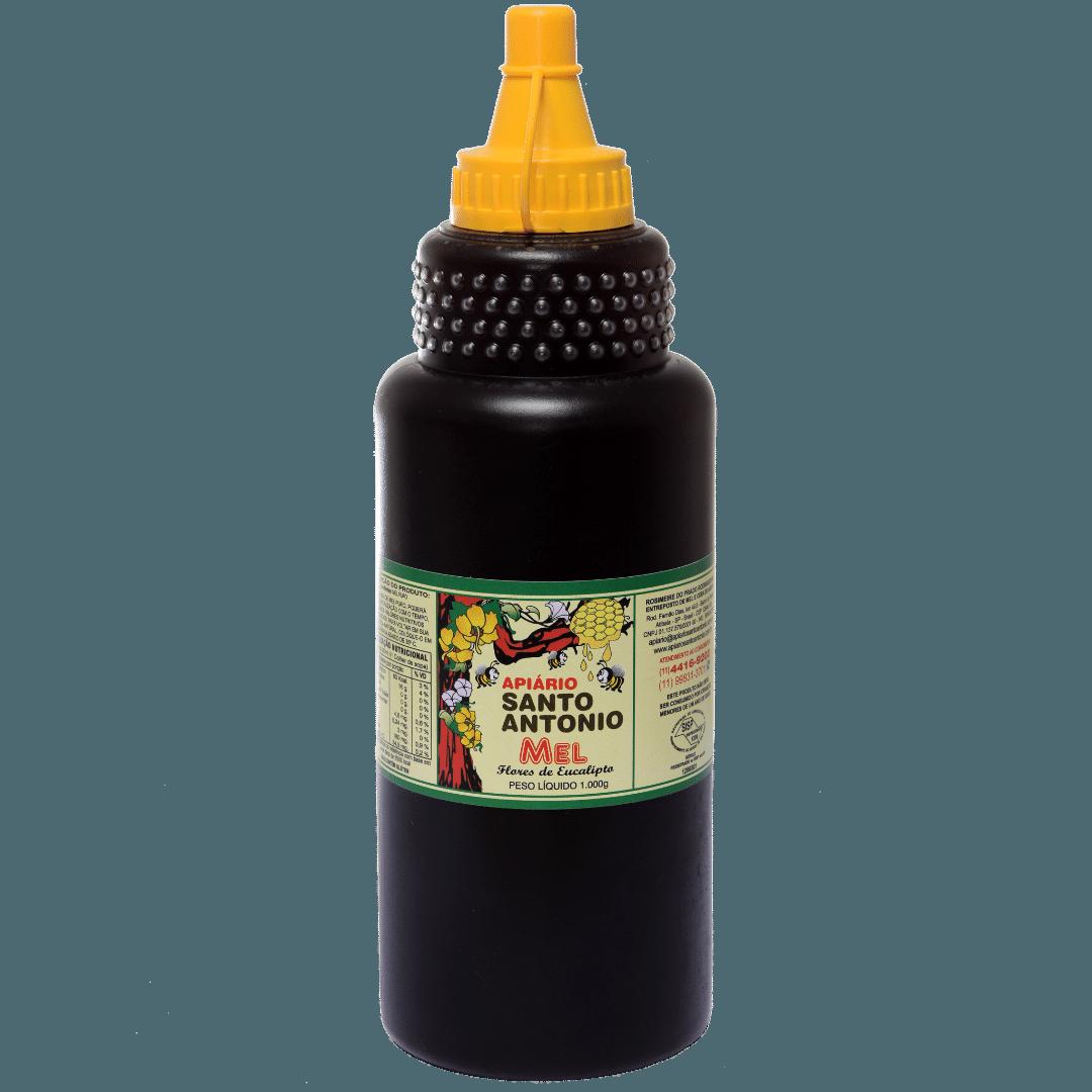 Mel de Flores Eucalipto - Bisnaga 1000g