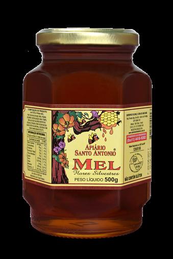 Mel de Flores Silvestres Pote 500g