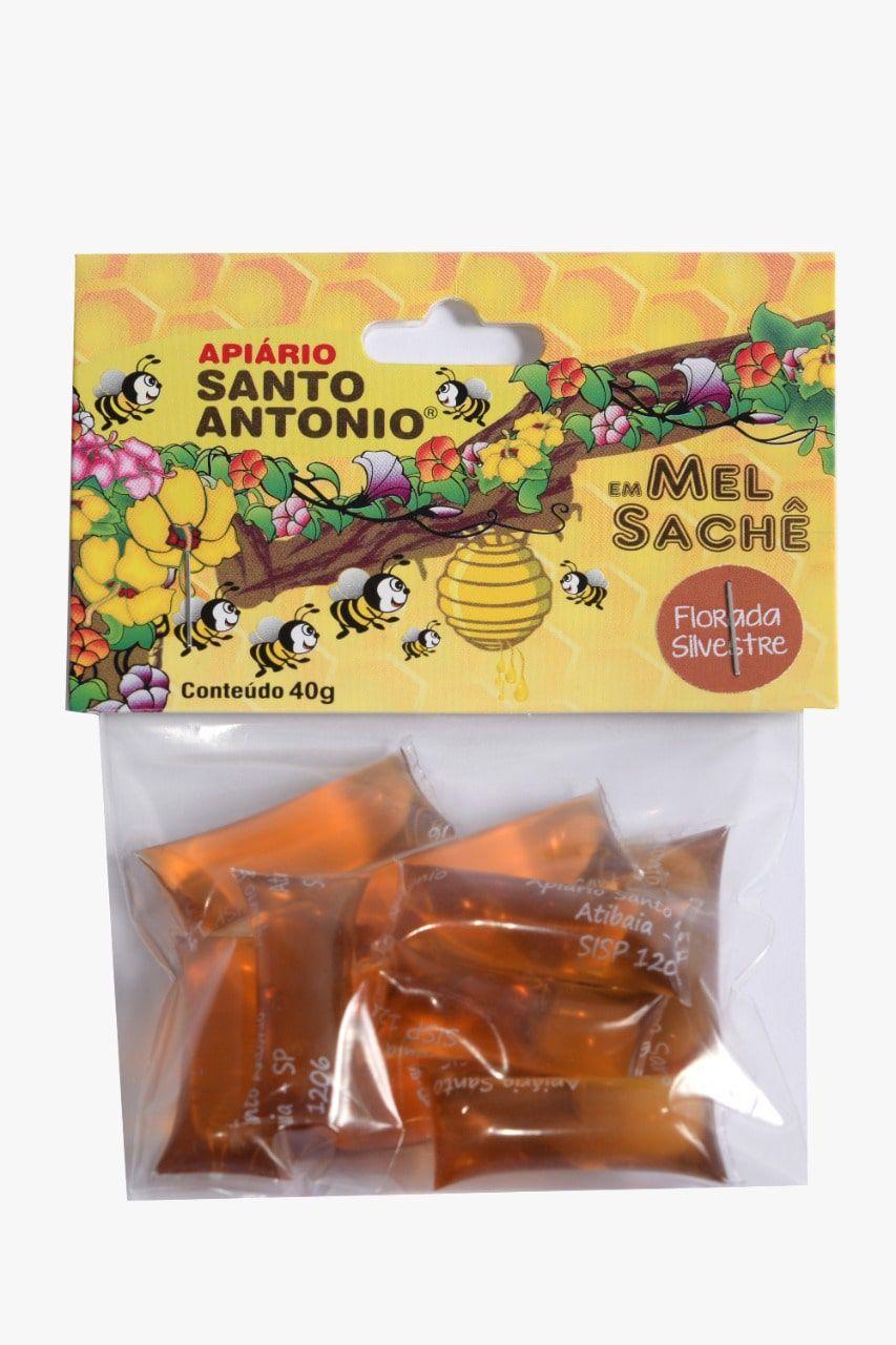 Mel de Flores Silvestre - Sachê 40g