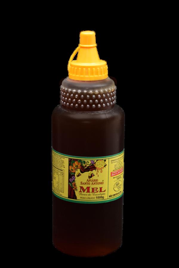 Mel de Flores Eucalipto - Bisnaga 1kg