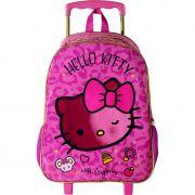 Mochila com Rodas 16 Hello Kitty - Xeryus