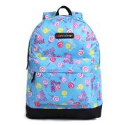 MOCHILA FEMININA  CONTAINER FLORES LIGHT  DMW