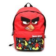 Mochila Santino Angry Birds Vermelha