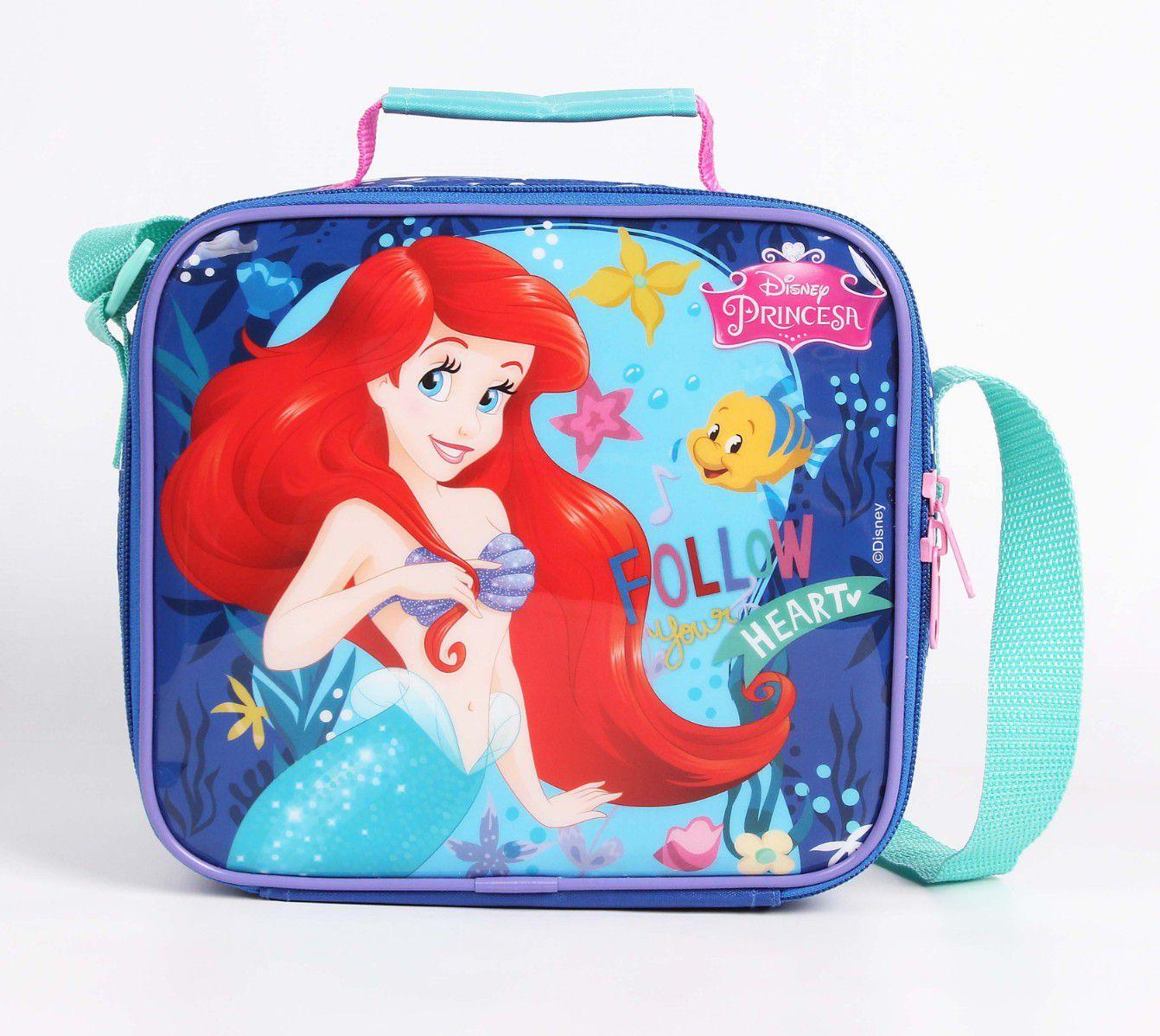 Lancheira Disney Princesa  Ariel Dermiwil