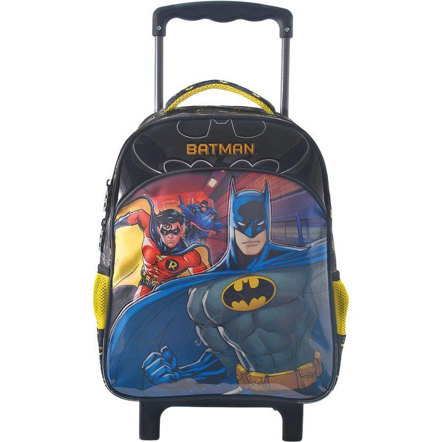 Mochila com rodas 16 Batman Bat Squad Xeryus