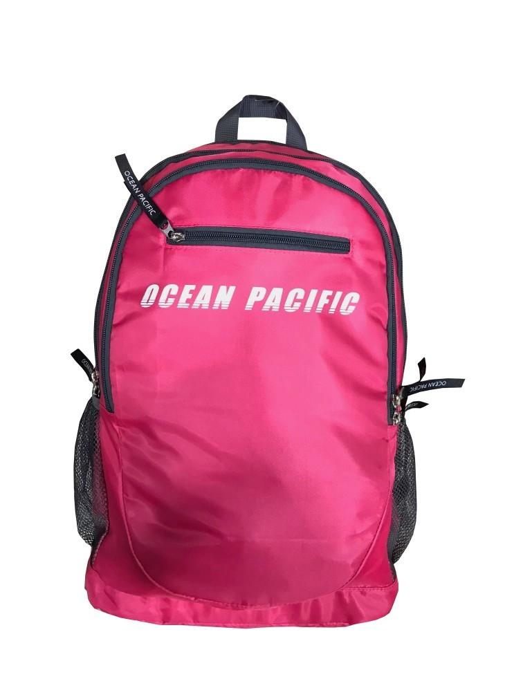 MOCHILA OCEAN PACIFIC PINK SANTINO