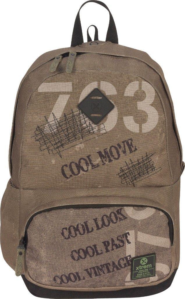 Mochila Xtrem Sun 807 Vintage