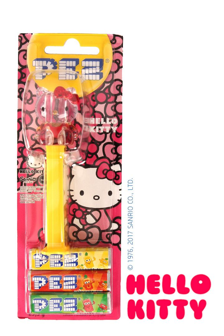 Hello Kitty Cristal Sentada