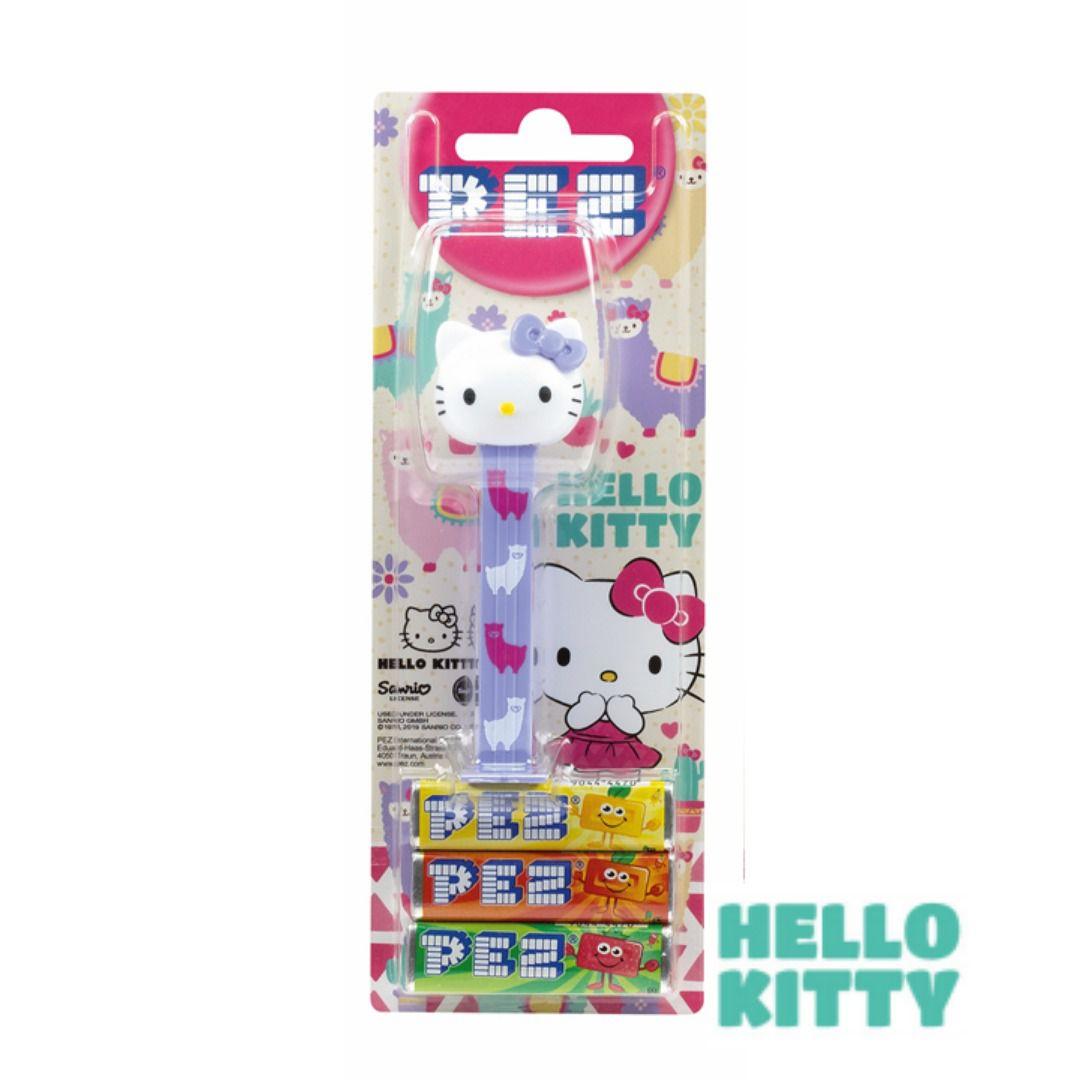 Hello Kitty Lhama Lilás