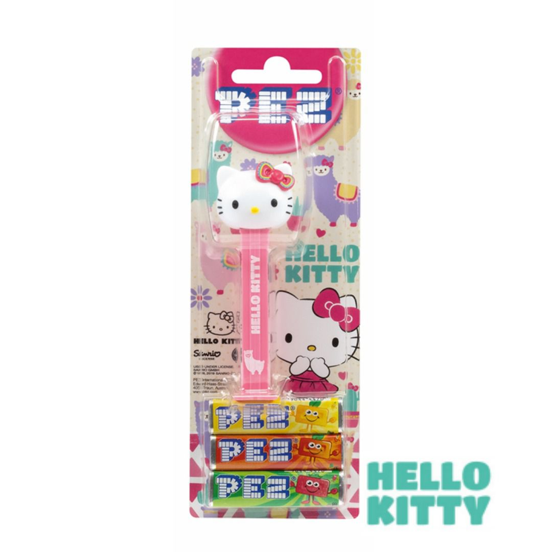 Hello Kitty Lhama Pink