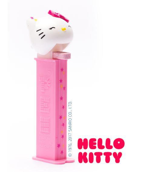 Hello Kitty Pink Estrelas