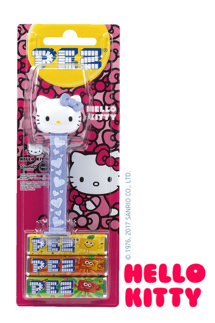 Hello Kitty Roxa