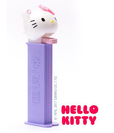 Hello Kitty Roxa Uni