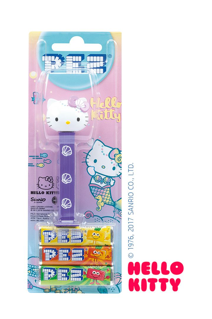Hello Kitty Sereia Conchas