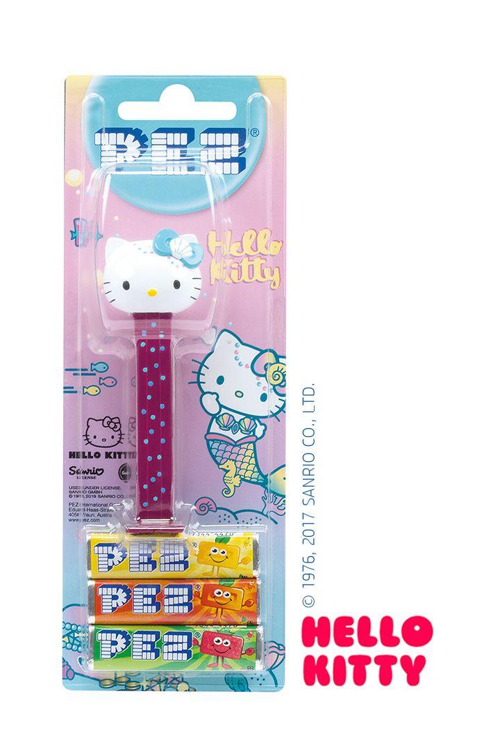 Hello Kitty Sereia Poá