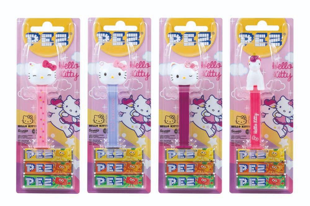 Linha Completa Hello Kitty