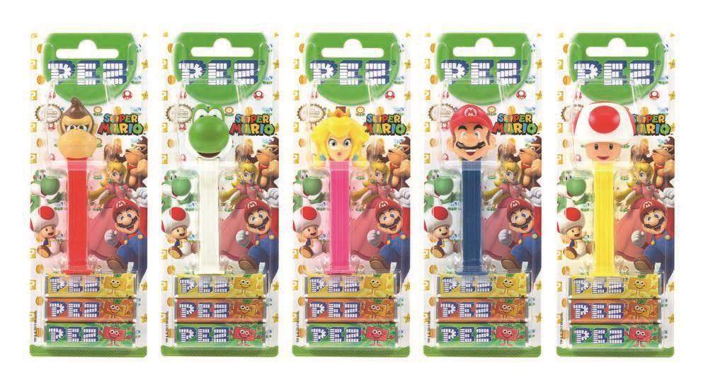 Linha Completa Super Mario