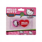 Antivibrador Hello Kitty Com 02 Unidades