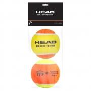 Bola de Beach Tennis Head Pack Com 02 Bolas
