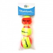 Bola de Beach Tennis Quicksand Com 03 Unidades