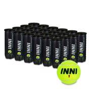 Bola de Tênis Inni Tournament - Caixa Com 24 Tubos