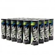 Bola de Tênis Ultra Shine Caixa Com 24 Tubos